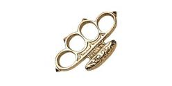 Boxer Knuckle-duster - Golden