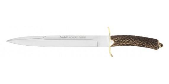 Dague MUELA - Alcaraz- manche cerf