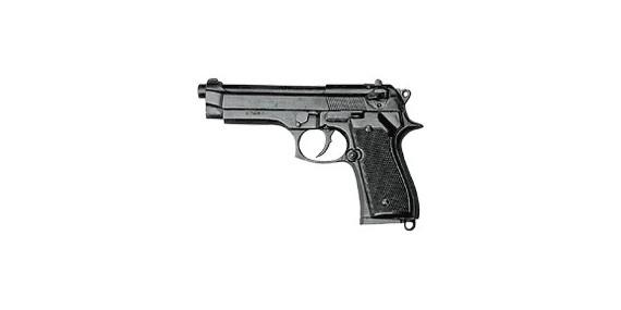 Inert replica of automatic pistol Beretta 9mm