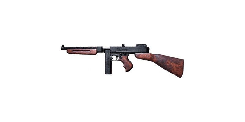 Réplique inerte de la Thompson M1