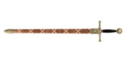 DENIX - Excalibur - Brown scabbard