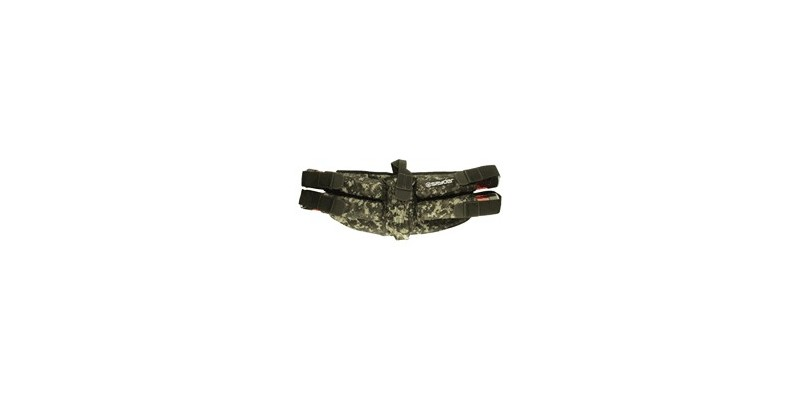Acc. Paintball - Harnais Spyder 4+1 - Camo
