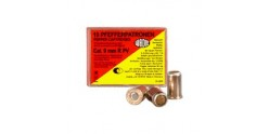 9 mm pepper gas revolver cartridges 10