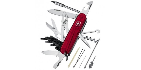 VICTORINOX knife - CyberTool 34 19p