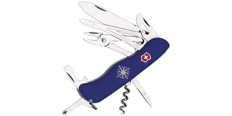 VICTORINOX knife - Skipper 10p