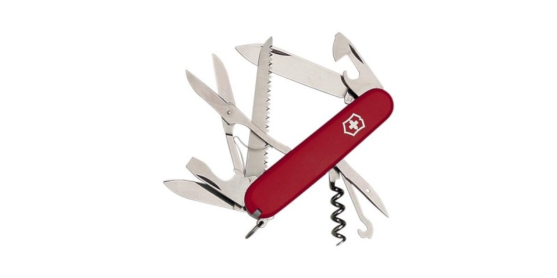 VICTORINOX knife - Huntsman 11p