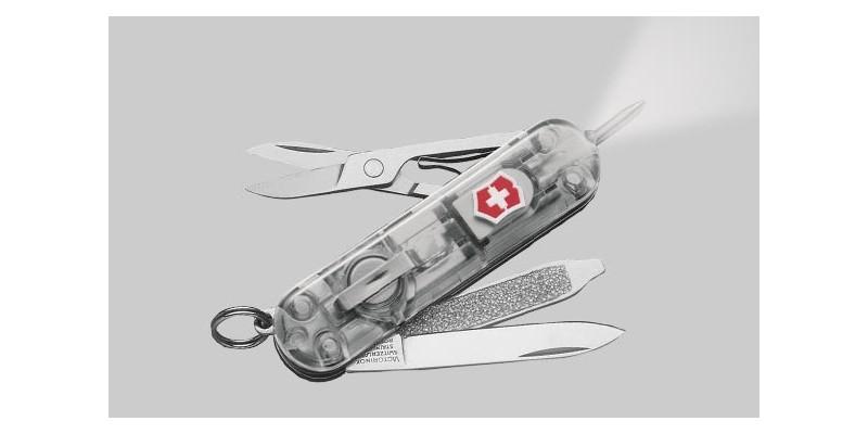 VICTORINOX knife - Signature Lite Grey 5p
