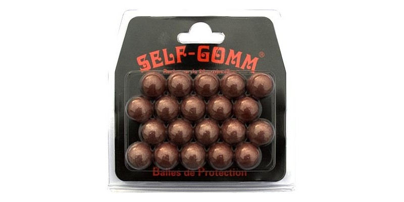 20 rubber balls fo SELF-GOMM adapter