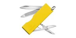 Couteau VICTORINOX - Tomo 3p - Jaune Citron