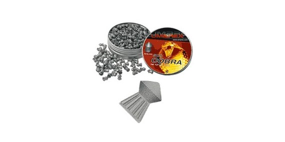 UMAREX Cobra pointed pellets - .177 - 2 x 500