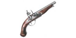 Réplique inerte du pistolet pirate ''Jean Bart'' XVIIIe siècle