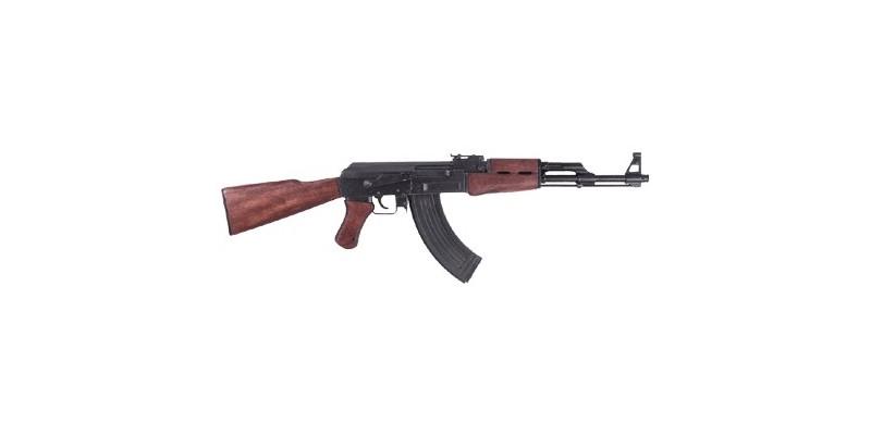Réplique inerte de la Kalashnikov AK-47