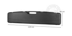 Mallette MEGALINE pour carabine - 122 cm