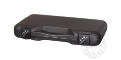 MEGALINE Case for 2 handguns - Standard locking