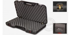MEGALINE Case for 2 handguns - Combination locking