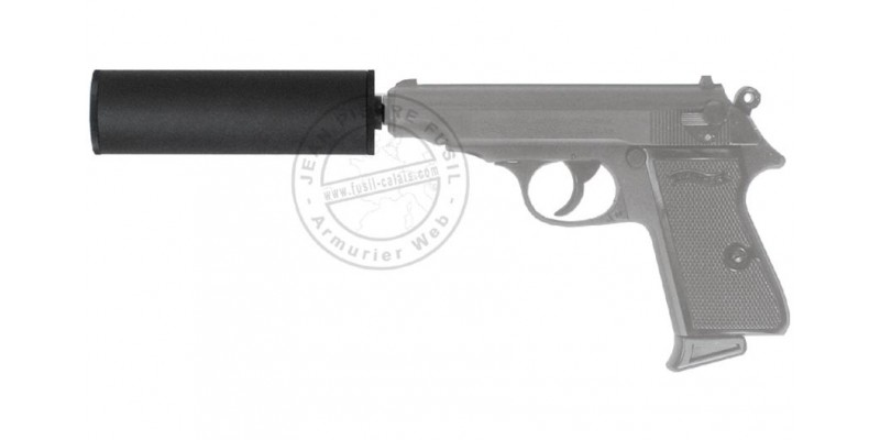 WALTHER Silencer for blank pistol