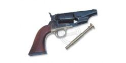 Revolver PIETTA Army Sheriff's Snubnose 1860 Cal. 44 - Canon 3''