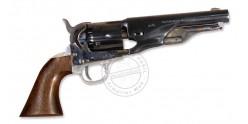 Revolver PIETTA Navy Yank Metropolitan Police 1862 Cal. 36 - Canon 5,5''