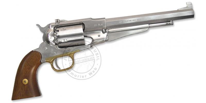 Revolver PIETTA Remington 1858 Target Inox Cal. 44 - Canon 8''