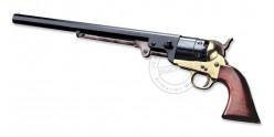 Revolver PIETTA Navy Rebnord Carbine 1851 Cal. 44 - Barrel 12''