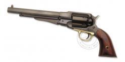 Revolver UBERTI New Army 1858 noir Cal. 44 - Canon 8''