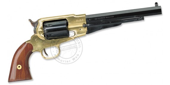 Revolver PIETTA Remington 1858 Texas Cal. 44 - Barrel 8''