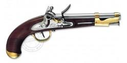 Pistolet PEDERSOLI An IX Cal. 69 Silex