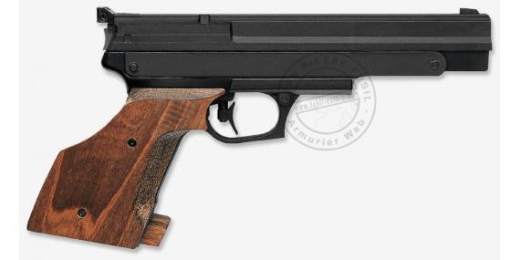 Pistolet à plomb de précision 4,5 mm GAMO Compact gaucher (3,65 joules)