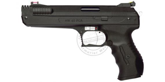 WEIHRAUCH HW40 pistol - .177 bore (3 joules)