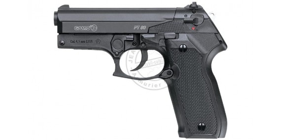 GAMO PT-80 CO2 pistol - .177 bore (3,98 joules)