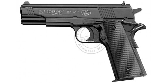 UMAREX - COLT 1911 CO2 pistol - black - .177 bore (3,5 joules)