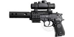 Pistolet 4,5 mm CO2 UMAREX - BERETTA XXTreme (3,5 joules)