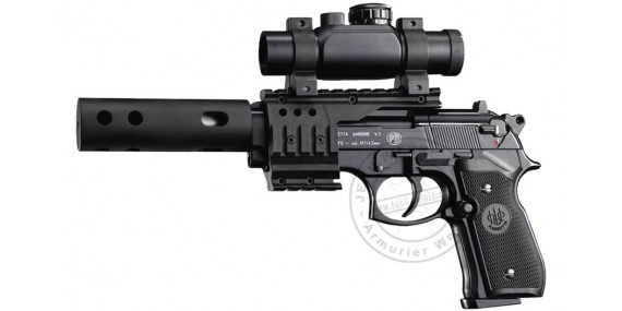 UMAREX - BERETTA XXTreme CO2 pistol - .177 bore (3,5 joules)