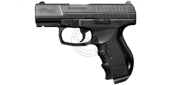 WALTHER CP99 Compact CO2 pistol - Black - .177 bore (2,75 joules)