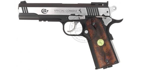 Pistolet à plomb CO2 4.5 mm UMAREX Colt Special Combat (3,5 joules)