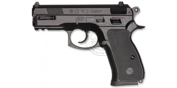 ASG CZ 75D Compact CO2 pistol - .177 bore (2.7 joules)