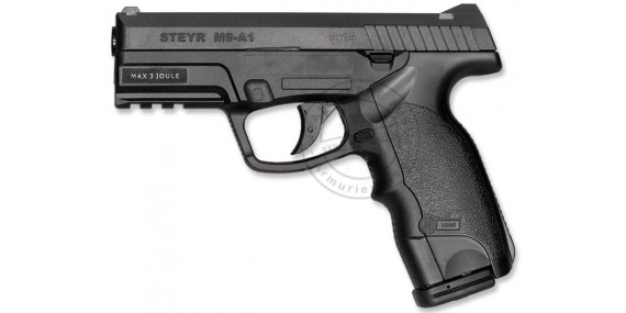 ASG Steyr M9-A1 CO2 pistol - .177 bore (3 joules) - PROMOTION