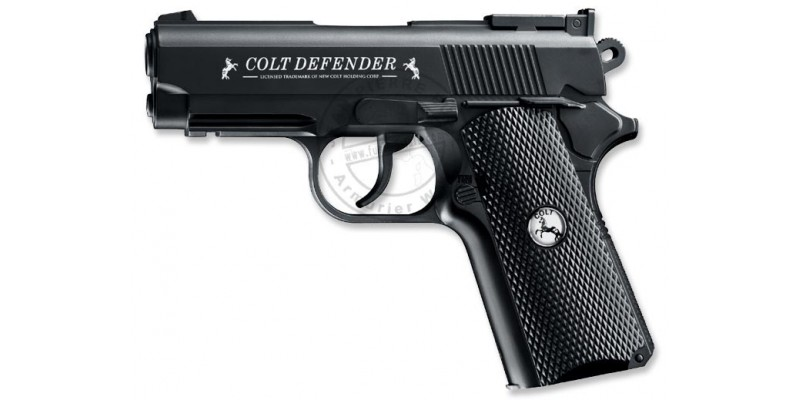 Pistolet 4,5 mm CO2 UMAREX Colt Defender (2,6 joules)