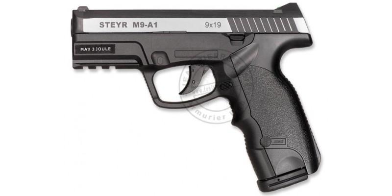 Pistolet 4,5 mm CO2 ASG Steyr M9-A1 - Bicolore (3 joules)