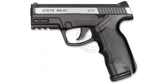Pistolet à plomb 4.5 mm ASG Steyr M9-A1 - Bicolore (3 joules)