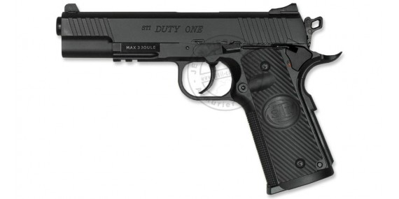 ASG STI Duty One CO2 pistol - .177 bore (2.5 joules)