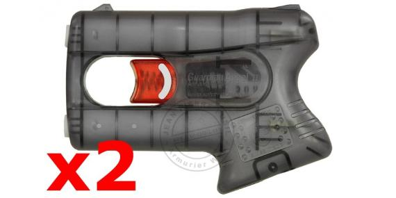 2 Jet Protectors - PIEXON Guardian Angel II - Black