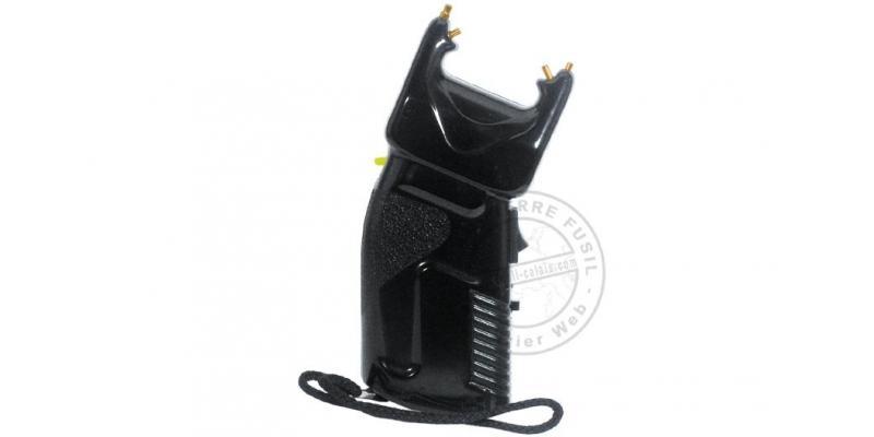 Poing électrique + aérosol SCORPY 200 000 V