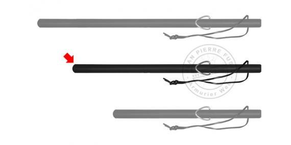 Bâton caoutchouc ( 55 cm )