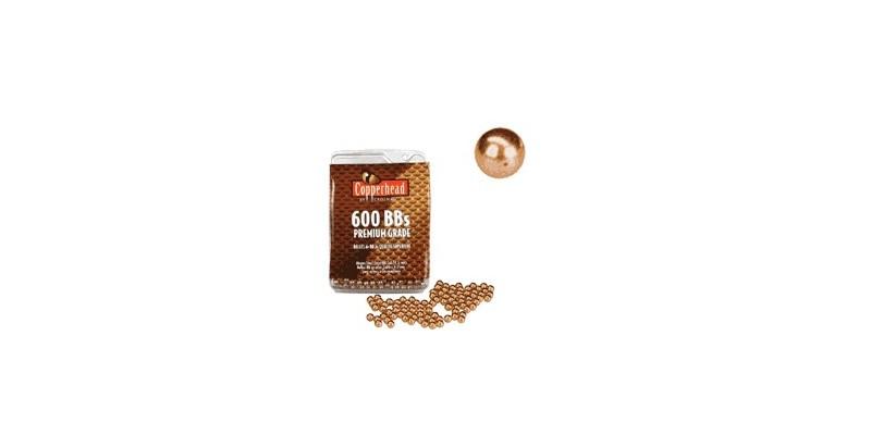 Crosman spherical BB balls - .177 - 2 x 600