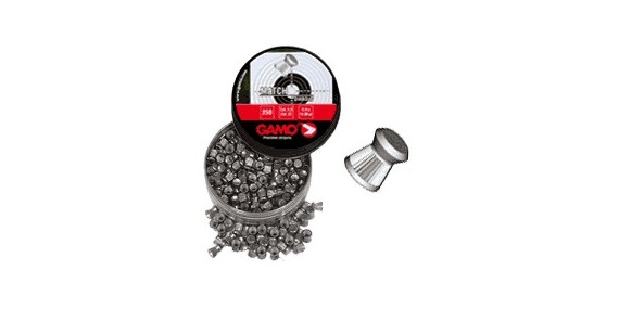 GAMO Match pellets - .22 - 2 x 250