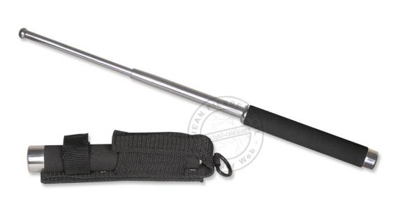 "Telescopic club - nickel-plated - 20"" - Foam handle"