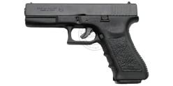 Pistolet alarme BRUNI GAP noir Cal. 9mm