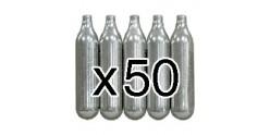 Bonbonnes CO2 12g ( x 50 )