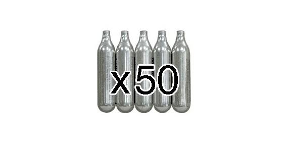 Bonbonnes CO2 12g (x50)